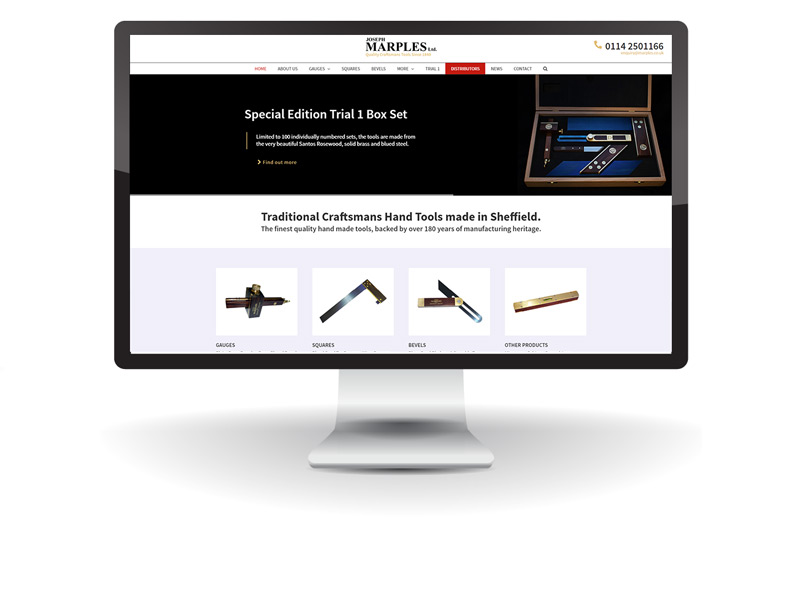 Launch of our New Website